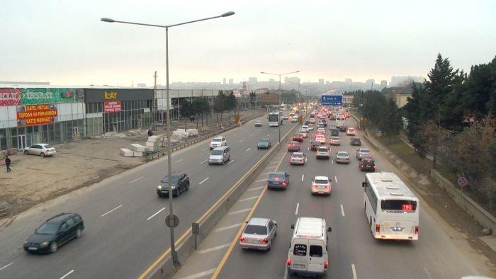 Bakı-Sumqayıt yolunun genişləndirilməsinə başlanıldı - FOTO, fotoşəkil-5