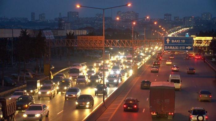 Bakı-Sumqayıt yolunun genişləndirilməsinə başlanıldı - FOTO, fotoşəkil-6
