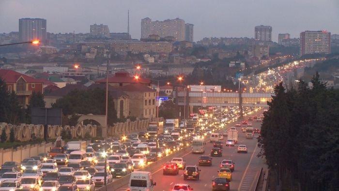 Bakı-Sumqayıt yolunun genişləndirilməsinə başlanıldı - FOTO, fotoşəkil-7