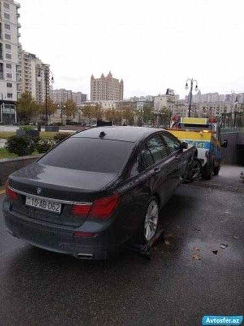 BNA bahalı avtomobilləri cərimə meydançasına apardı - FOTO, fotoşəkil-1