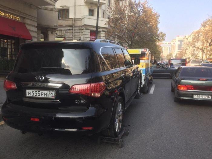 BNA bahalı avtomobilləri cərimə meydançasına apardı - FOTO, fotoşəkil-3