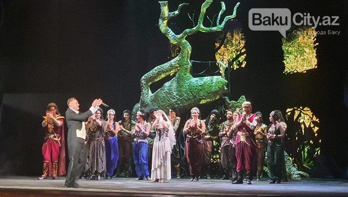 """""""Sankt-Peterburq Opera"""" Teatrı Bakı səhnəsində """"mirvari axtardı"""" - FOTO, fotoşəkil-11"""