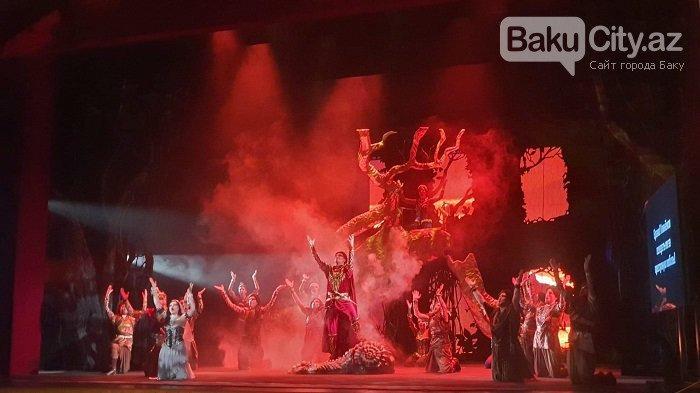 """""""Sankt-Peterburq Opera"""" Teatrı Bakı səhnəsində """"mirvari axtardı"""" - FOTO, fotoşəkil-13"""