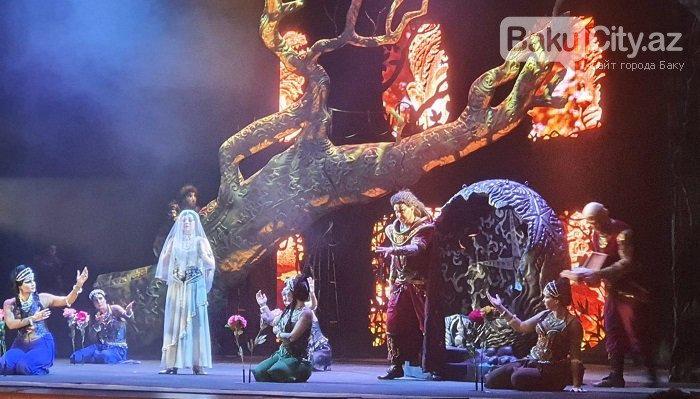 """""""Sankt-Peterburq Opera"""" Teatrı Bakı səhnəsində """"mirvari axtardı"""" - FOTO, fotoşəkil-14"""