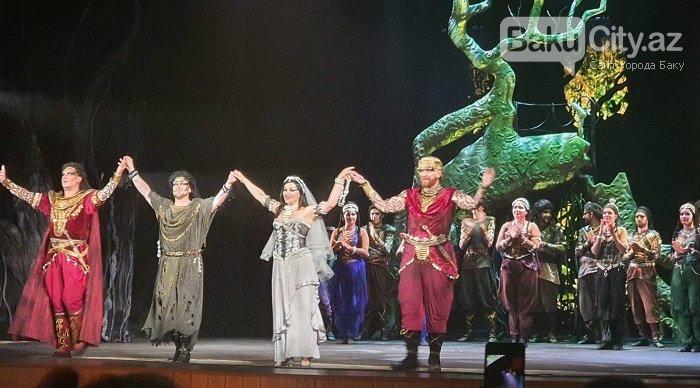 """""""Sankt-Peterburq Opera"""" Teatrı Bakı səhnəsində """"mirvari axtardı"""" - FOTO, fotoşəkil-15"""