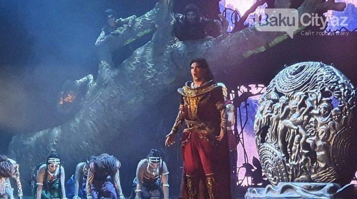 """""""Sankt-Peterburq Opera"""" Teatrı Bakı səhnəsində """"mirvari axtardı"""" - FOTO, fotoşəkil-2"""