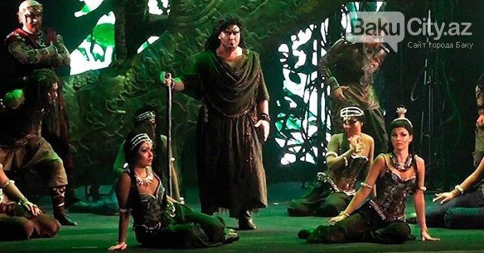 """""""Sankt-Peterburq Opera"""" Teatrı Bakı səhnəsində """"mirvari axtardı"""" - FOTO, fotoşəkil-3"""