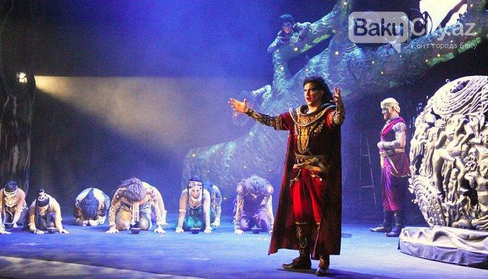 """""""Sankt-Peterburq Opera"""" Teatrı Bakı səhnəsində """"mirvari axtardı"""" - FOTO, fotoşəkil-4"""