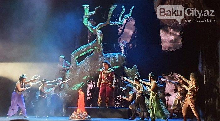 """""""Sankt-Peterburq Opera"""" Teatrı Bakı səhnəsində """"mirvari axtardı"""" - FOTO, fotoşəkil-9"""
