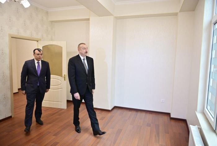 İlham Əliyev Bakıda Qarabağ müharibəsi əlillərinə mənzil verdi - FOTO, fotoşəkil-9