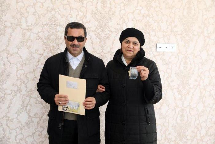 Şəhid ailələri və müharibə əlillərinə daha 36 mənzil verildi - FOTO, fotoşəkil-4