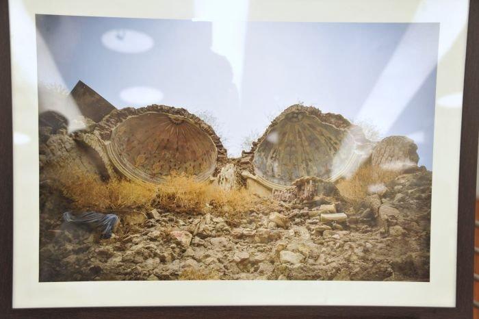 Bakıda Nəsiminin Suriyadakı məqbərəsi və Hələbin fotolarından ibarət sərgi açılıb - FOTO, fotoşəkil-13
