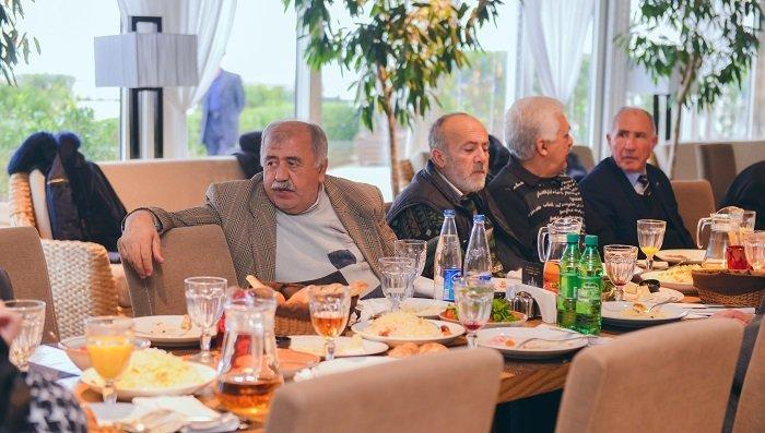 """""""Sea Breeze Resort""""dan qocalar evinin sakinləri üçün Yeni il möcüzəsi - FOTO, fotoşəkil-27"""