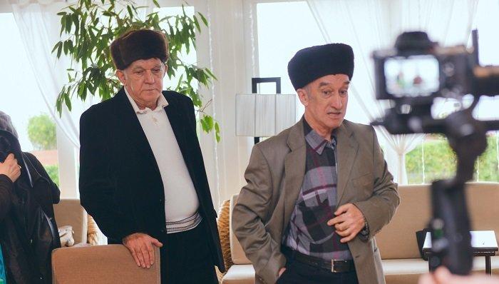 """""""Sea Breeze Resort""""dan qocalar evinin sakinləri üçün Yeni il möcüzəsi - FOTO, fotoşəkil-2"""