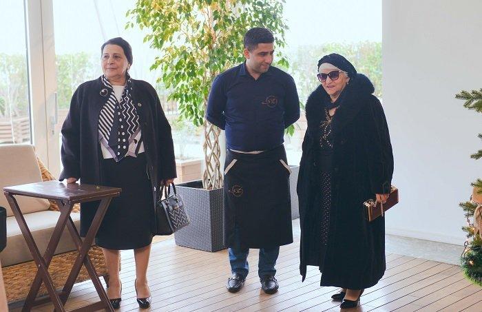 """""""Sea Breeze Resort""""dan qocalar evinin sakinləri üçün Yeni il möcüzəsi - FOTO, fotoşəkil-6"""