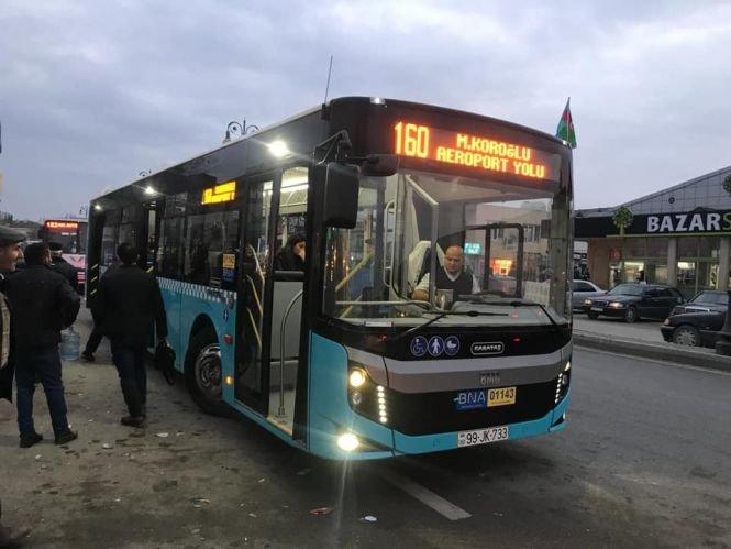 Bakıda 12 metrlik avtobuslar xəttə buraxıldı - FOTO, fotoşəkil-2
