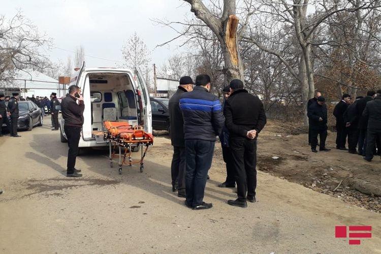 10 yaşlı qızın yanmış meyiti atıldığı ərazidən götürüldü - FOTO, fotoşəkil-4