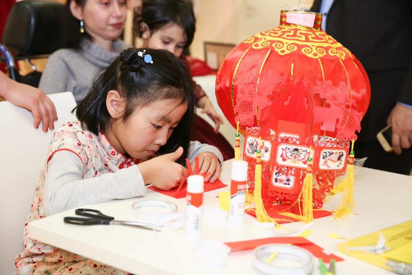 Bakıda Çin Yeni ili keçirildi - FOTO, fotoşəkil-1