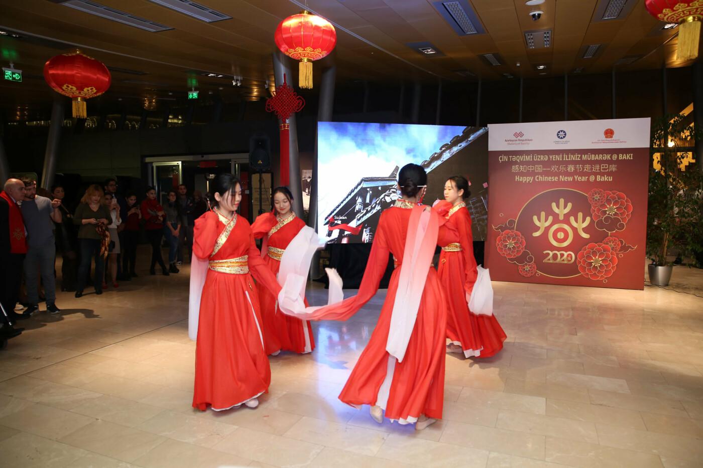 Bakıda Çin Yeni ili keçirildi - FOTO, fotoşəkil-6