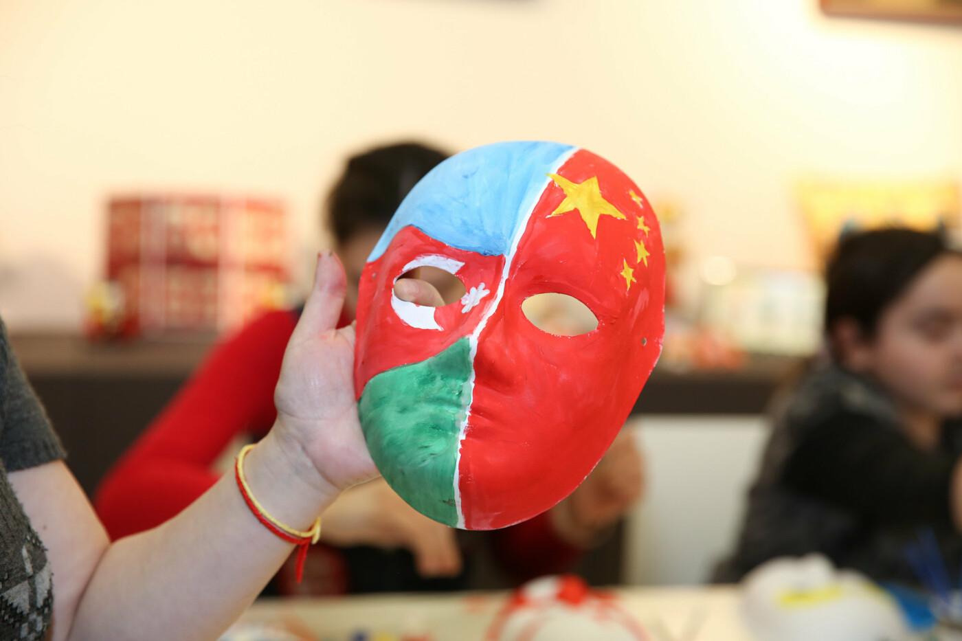 Bakıda Çin Yeni ili keçirildi - FOTO, fotoşəkil-11