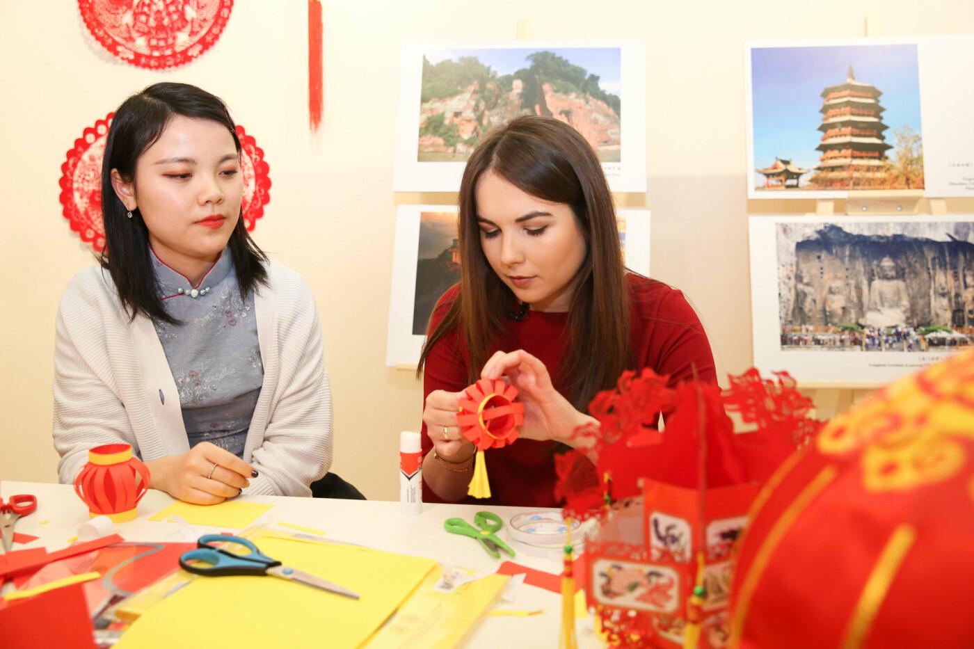 Bakıda Çin Yeni ili keçirildi - FOTO, fotoşəkil-12