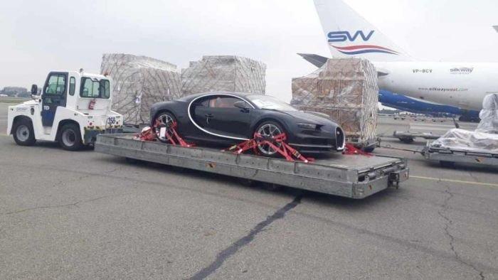 Bakıya 7 milyon manatlıq avtomobil gətirildi - FOTO, fotoşəkil-1