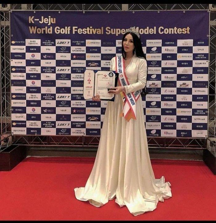 Azərbaycanlı model Seul Moda Həftəsinin qalibi oldu - FOTO, fotoşəkil-9