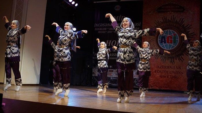 """Bakıda keçirilən """"Ümid Beynəlxalq İncəsənət Müsabiqəsi""""nin qalibləri açıqlandı – FOTO, fotoşəkil-1"""