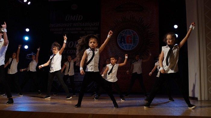 """Bakıda keçirilən """"Ümid Beynəlxalq İncəsənət Müsabiqəsi""""nin qalibləri açıqlandı – FOTO, fotoşəkil-35"""