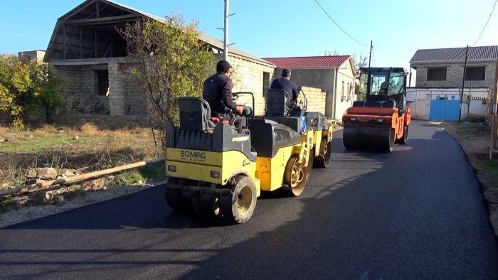Sabunçu rayonunda 135 küçə və yol asfaltlanıb - FOTO, fotoşəkil-12