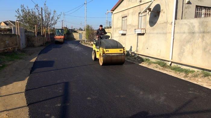 Sabunçu rayonunda 135 küçə və yol asfaltlanıb - FOTO, fotoşəkil-13