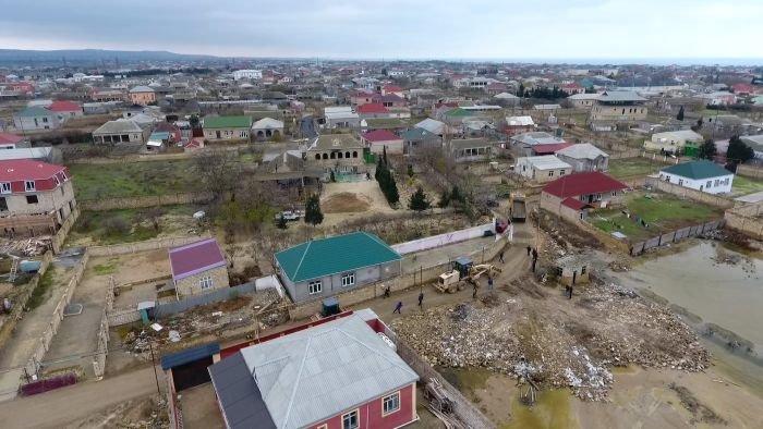 Sabunçu rayonunda 135 küçə və yol asfaltlanıb - FOTO, fotoşəkil-1