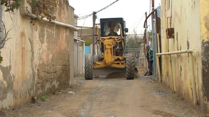 Sabunçu rayonunda 135 küçə və yol asfaltlanıb - FOTO, fotoşəkil-3