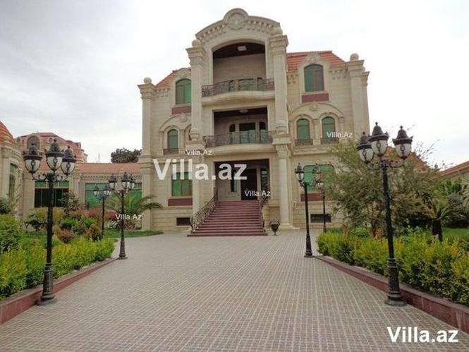 Bakıda 18 milyon manata villa satılır - FOTO, fotoşəkil-8
