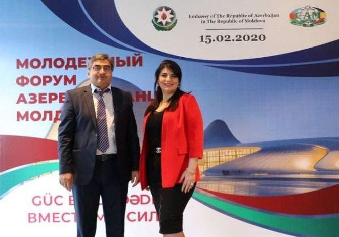 """""""Güc birlikdədir"""" – Moldovada Forum keçirildi - FOTO, fotoşəkil-4"""
