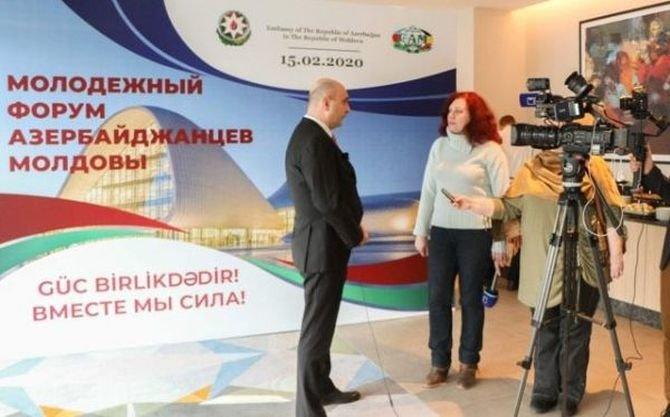 """""""Güc birlikdədir"""" – Moldovada Forum keçirildi - FOTO, fotoşəkil-5"""