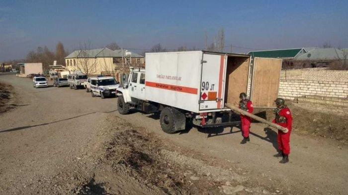 Bakı-Qazax yolunda raket tapıldı - FOTO, fotoşəkil-2