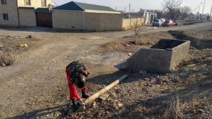 Bakı-Qazax yolunda raket tapıldı - FOTO, fotoşəkil-5