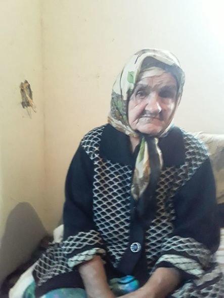 Bakıda 81 yaşlı qadın itkin düşdü - FOTO, fotoşəkil-1