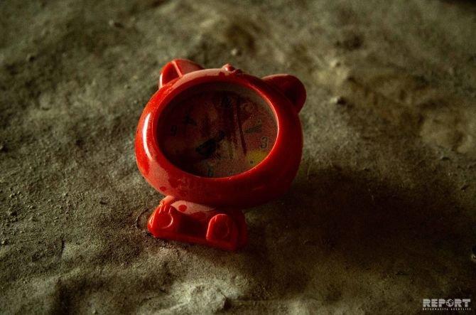 Bakıda uşaq bağçasının yerləşdiyi binada yanğın - FOTO, fotoşəkil-2