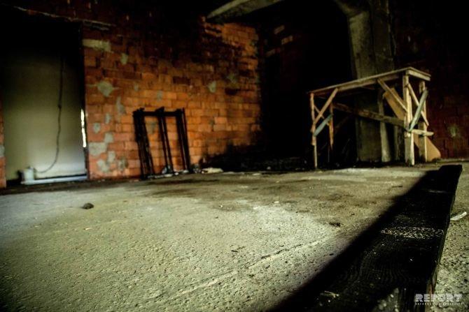 Bakıda uşaq bağçasının yerləşdiyi binada yanğın - FOTO, fotoşəkil-3
