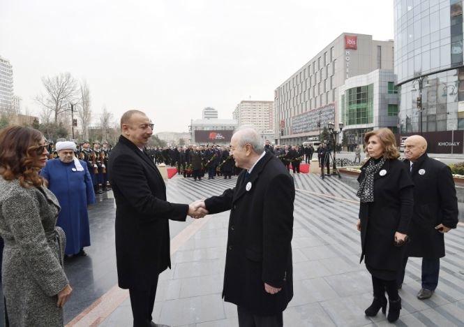 İlham Əliyev Ayaz Mütəllibovla görüşdü - FOTO , fotoşəkil-1