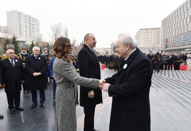 İlham Əliyev Ayaz Mütəllibovla görüşdü - FOTO , fotoşəkil-2