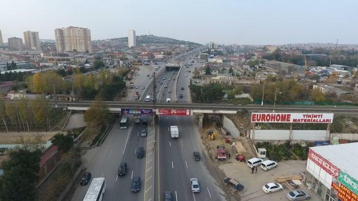 Bakıda metro stansiyasının çıxışının yeri dəyişdiriləcək - FOTO, fotoşəkil-11