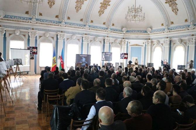 Moldovada Xocalı soyqırımının ildönümünə həsr olunmuş geniş anım tədbiri keçirilib - FOTO, fotoşəkil-2