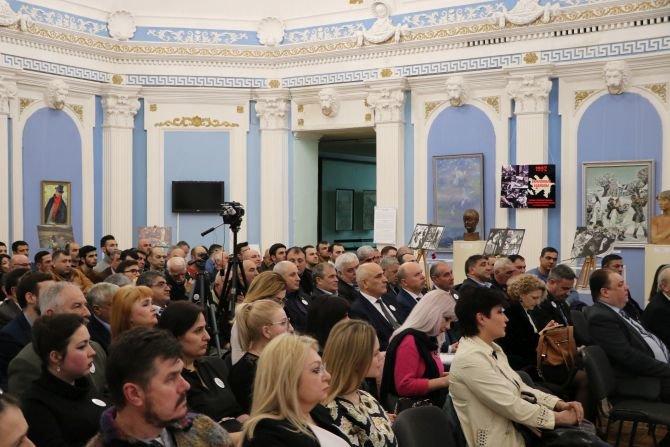 Moldovada Xocalı soyqırımının ildönümünə həsr olunmuş geniş anım tədbiri keçirilib - FOTO, fotoşəkil-5