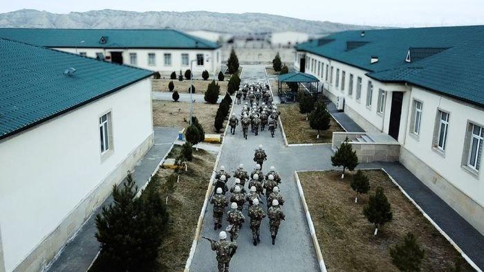 Azərbaycan Ordusu genişmiqyaslı təlimlərə başladı - VİDEO, fotoşəkil-3