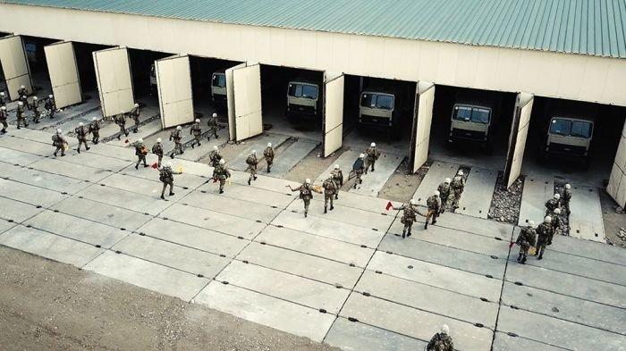Azərbaycan Ordusu genişmiqyaslı təlimlərə başladı - VİDEO, fotoşəkil-4