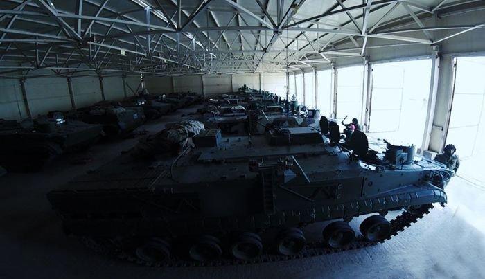 Azərbaycan Ordusu genişmiqyaslı təlimlərə başladı - VİDEO, fotoşəkil-8