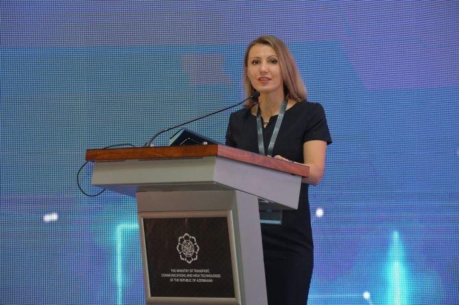 """""""Kibertəhlükəsizlik konfransı"""" işə başlayıb - FOTO, fotoşəkil-3"""